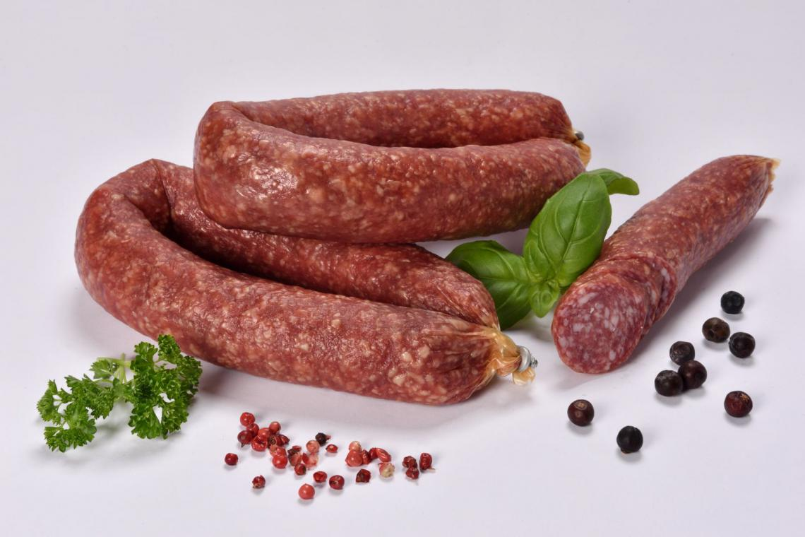 Dried sausages - photo 8