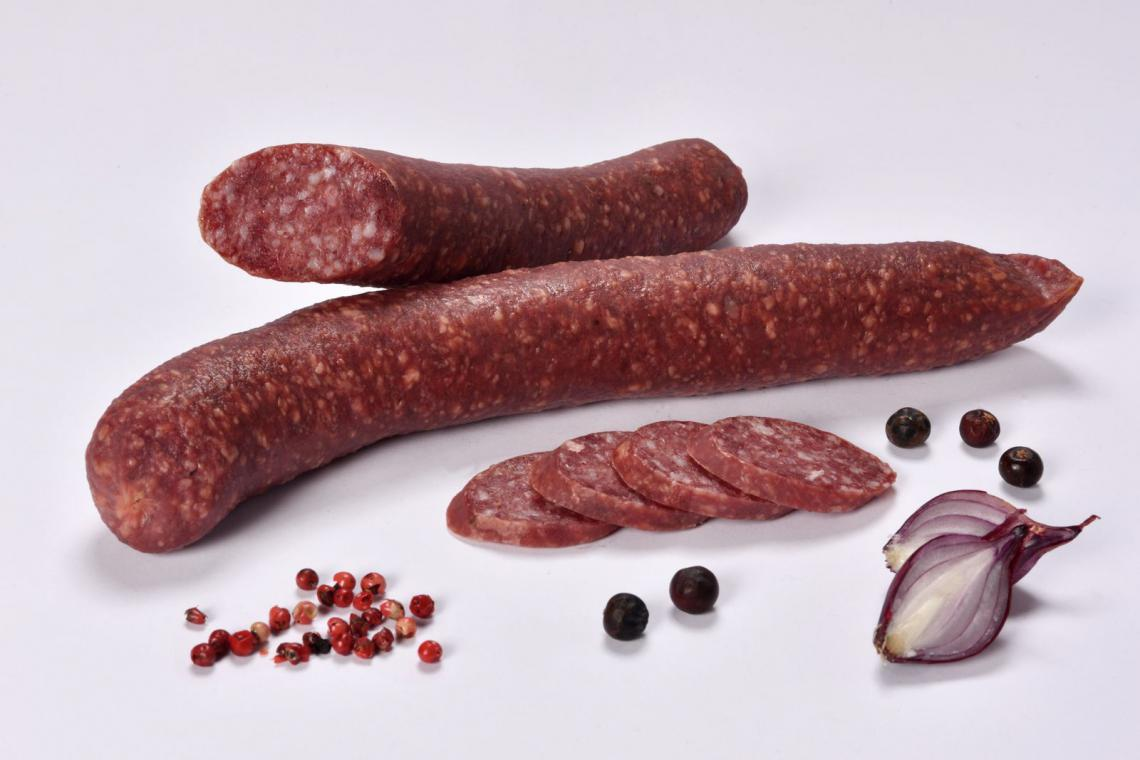 Dried sausages - photo 13