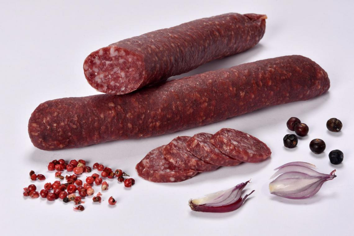 Dried sausages - photo 14