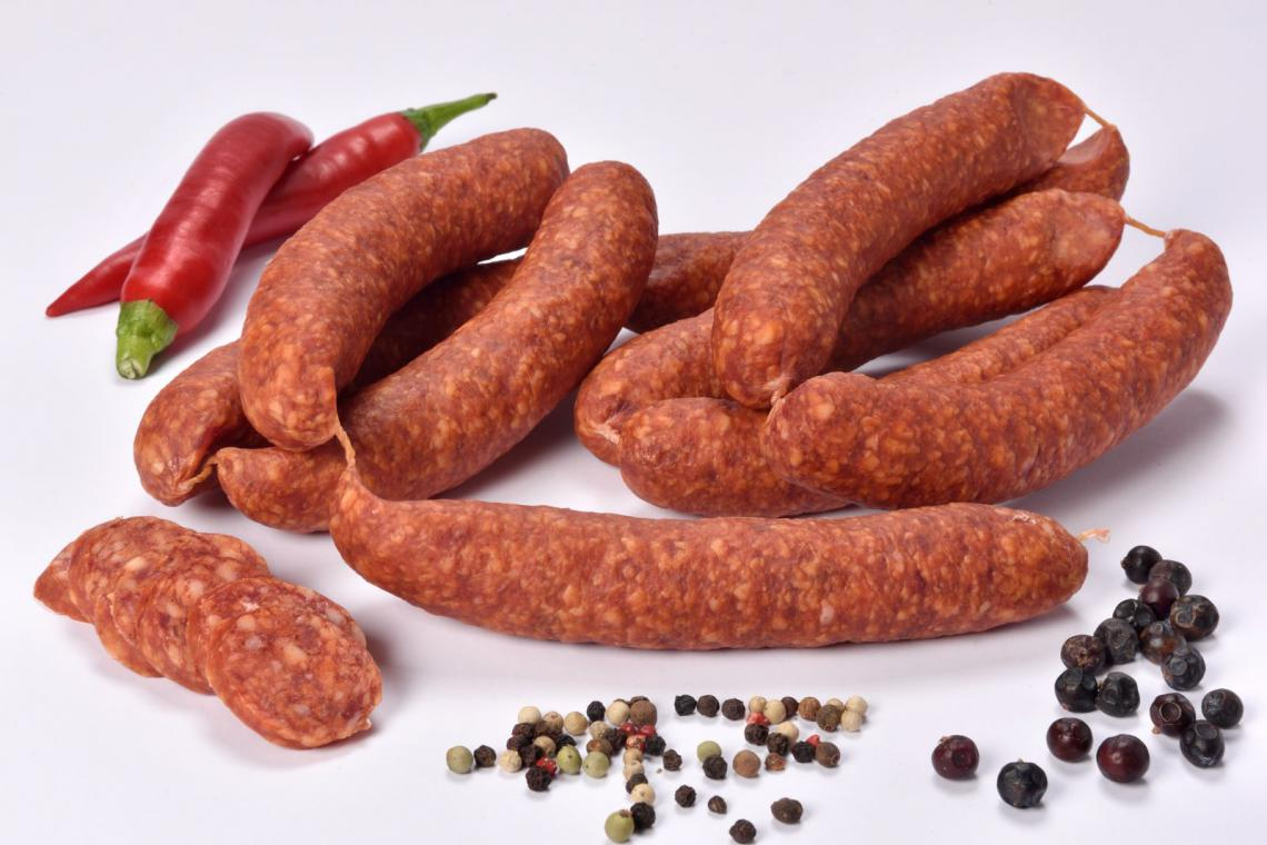 Dried sausages - photo 16