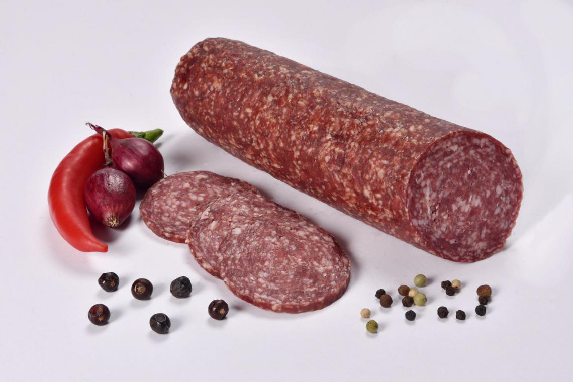 Dried sausages - photo 21
