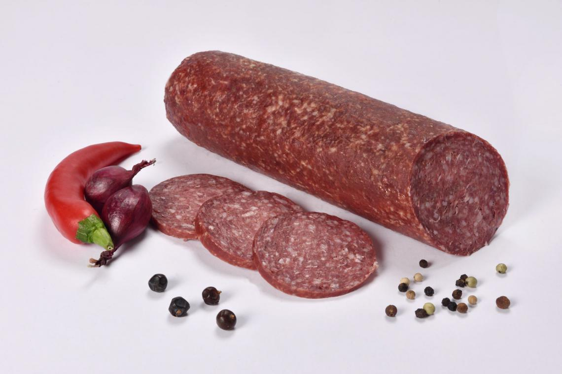 Dried sausages - photo 22